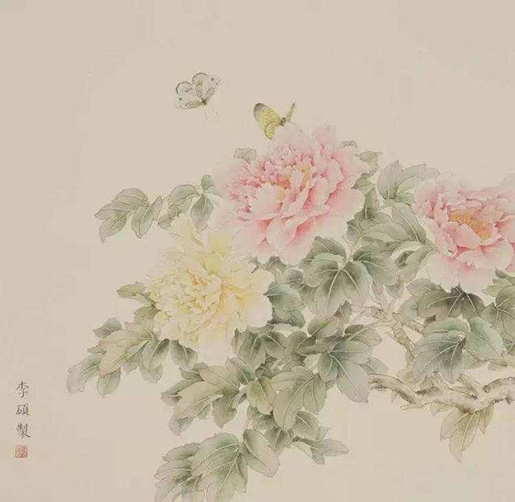 04 飞艳春装 纸本 65×65cm.jpg